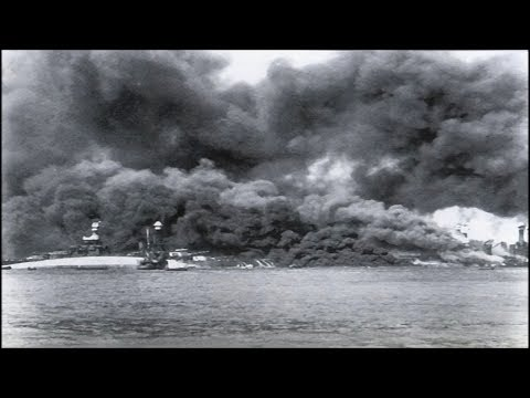 Today Is Pearl Harbor Day