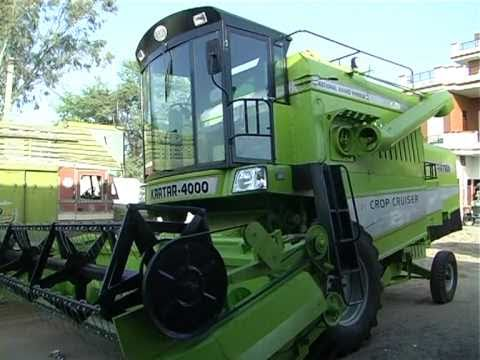 Video KARTAR AC combine harvestor........ download in MP3, 3GP, MP4, WEBM, AVI, FLV January 2017