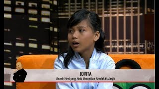 Video Jovita, Bocah Viral Merapikan Sandal di Masjid | HITAM PUTIH (15/05/19) Part 2 MP3, 3GP, MP4, WEBM, AVI, FLV Mei 2019