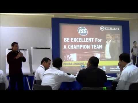 Inhouse Training - Be Exellence For A Champion Team