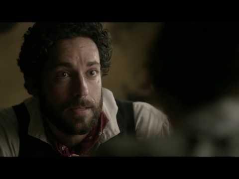 Zachary Levi - Alias Grace 1x4 Pt 1 (2017)