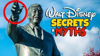 Top 7 Walt Disney Hidden Secrets & Myths at Disneyland