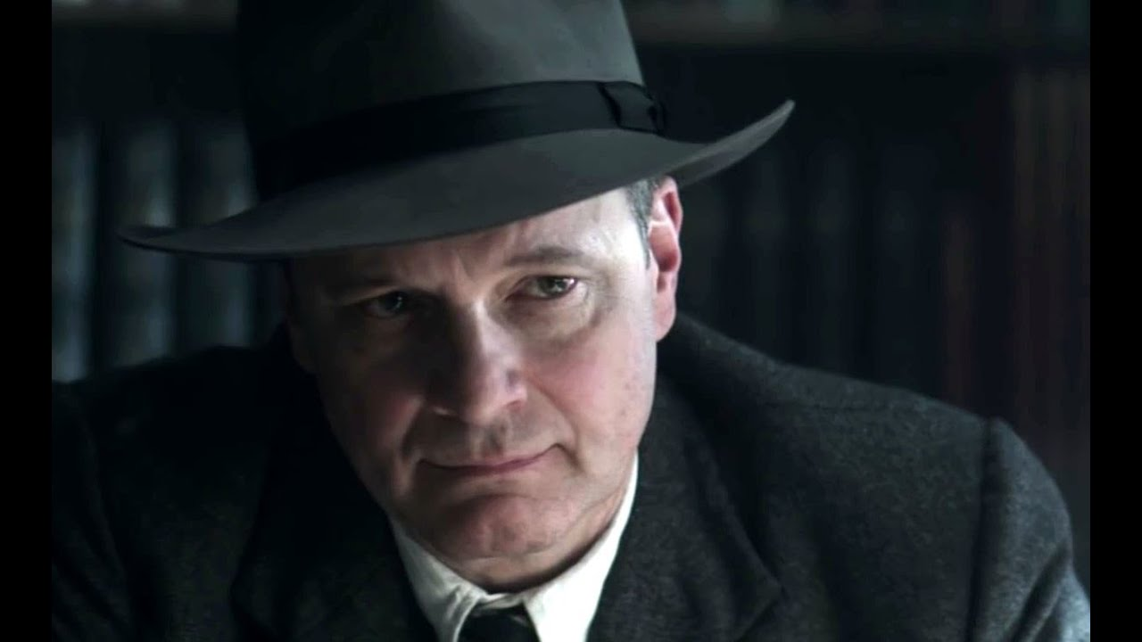 Jude Law is 'Genius' novelist Thomas Wolfe [Trailer] with Colin Firth & Nicole Kidman