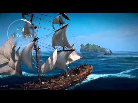 I only played Assassin's Creed: Black Flag for the sea shanties...