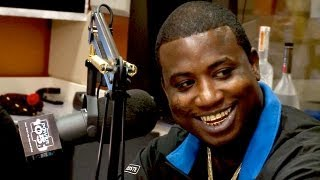 Gucci Mane Interview at The Breakfast Club Power 105.1