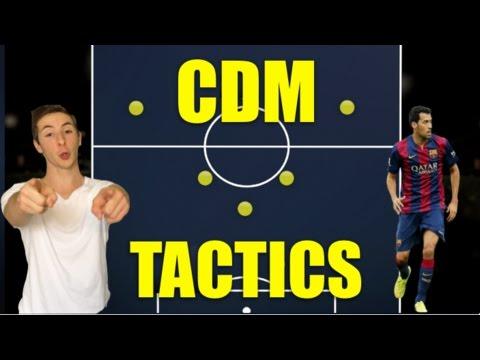 How to Play Defensive Midfielder! | AllTactics