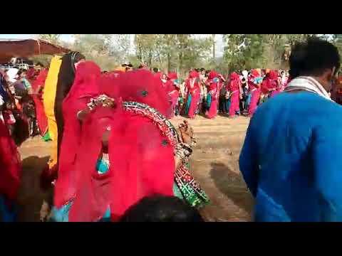 Aadwani dance  2019 dholgiya phipiya mandal villge  dahi