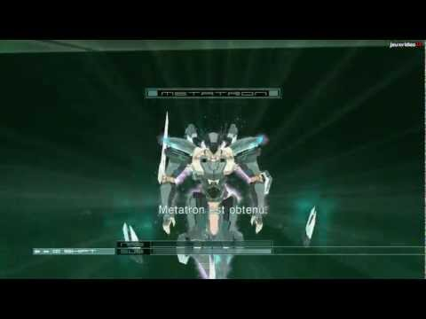 Jehuty - Zone of the Enders HD Collection : Séquence exclusive où l'on vous montre où se trouve Naked Jehuty pour l'obtenir en mode versus et ainsi obtenir l'achievem...