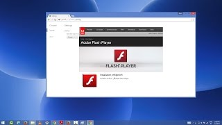 Video How to Enable Adobe Flash Player on Chrome Browser MP3, 3GP, MP4, WEBM, AVI, FLV Maret 2019