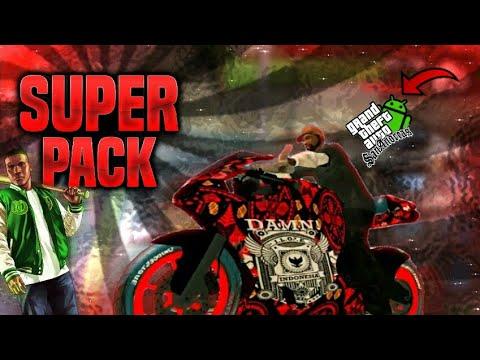 SUPER PACK DE MOTOS HD PARA EL GTA SAN ANDREAS!! ANDROID!!_Storage videók rendszergazdáknak