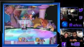 Nucleus| Envy (Fox) vs DVD (Ness, Toon Link) Thursday Night Smash Grand Finals