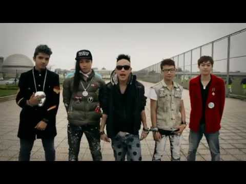 VIP - Video by: ygloverscrew 2012 BIG BANG DANCE COVER - BLUE & BAD BOY.