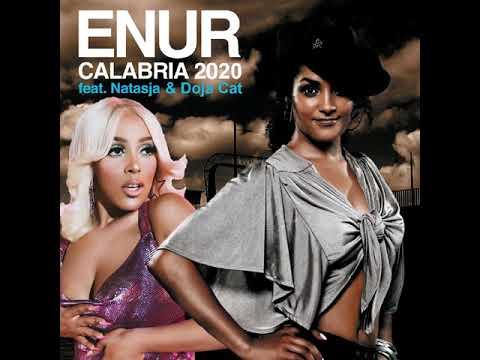 "Enur - Calabria 2020 ft. Natasja & Doja Cat (""Calabria 2007"" x ""Boss Bitch"" mashup) [FULL IN DESC.]"