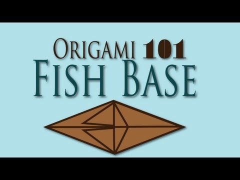 Tip 13-05 - Fish Base Fold