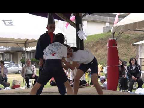種子島の学校活動:第83回仲良し相撲大会(星原小学校・住吉小学校)〜後半