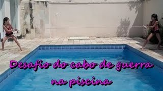 Video DESAFIO DO CABO DE GUERRA NA PISCINA MP3, 3GP, MP4, WEBM, AVI, FLV Oktober 2018