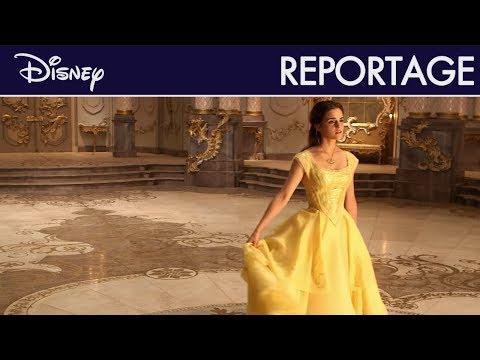 La Belle et la Bête (2017) - Reportage : Les costumes du film