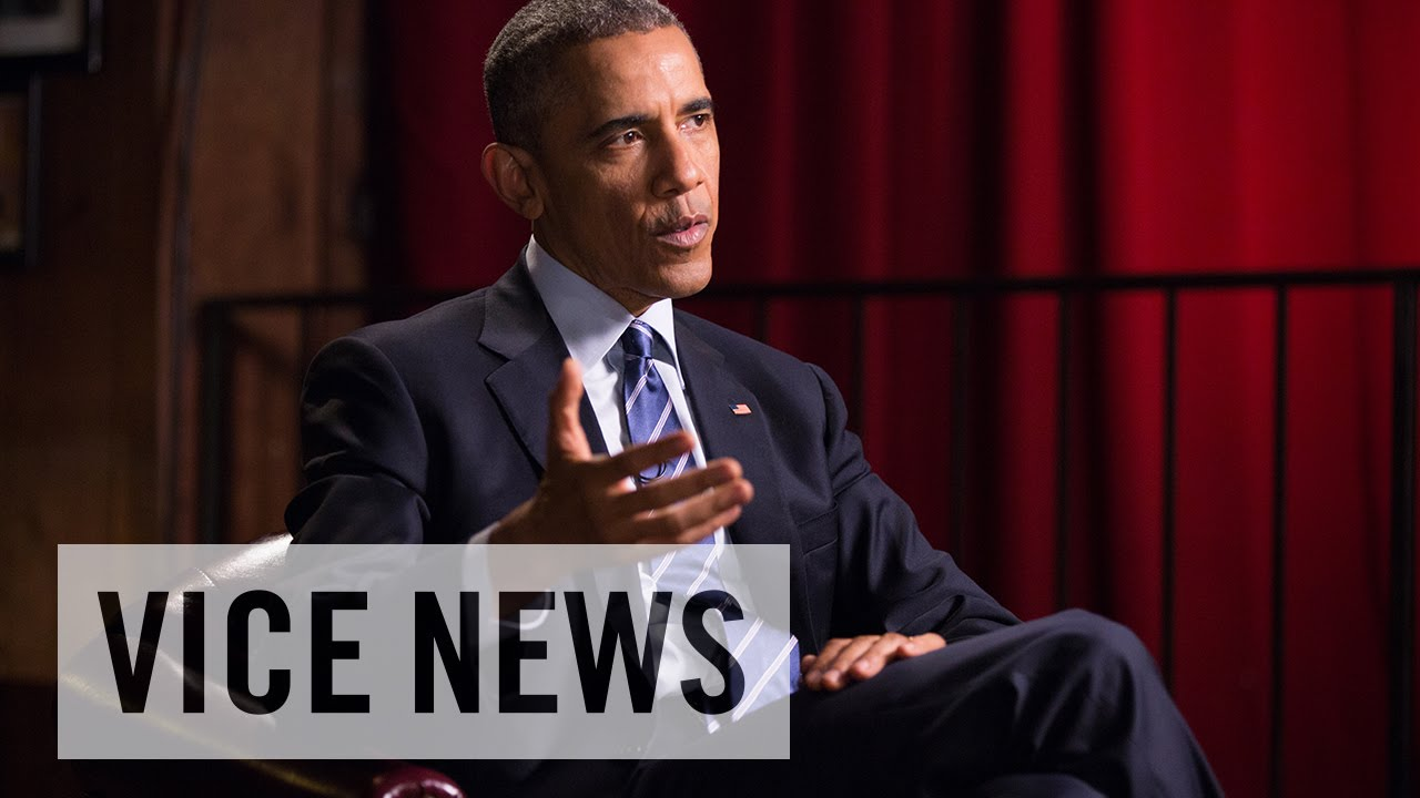 President Obama On The Islamic State: The VICE News Interview