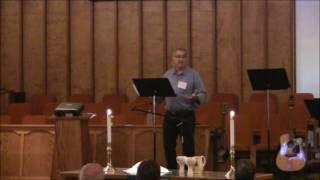 "Sermon: ""Prayer That Changes Nothing""; Pastor Craig Wright, September 4, 2016"