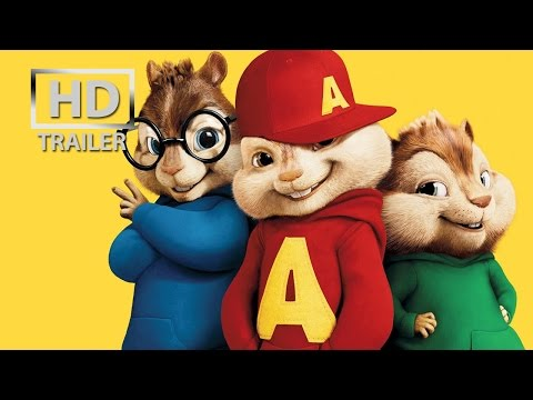 Alvin and the Chipmunks: The Road Chip | official trailer (2015)