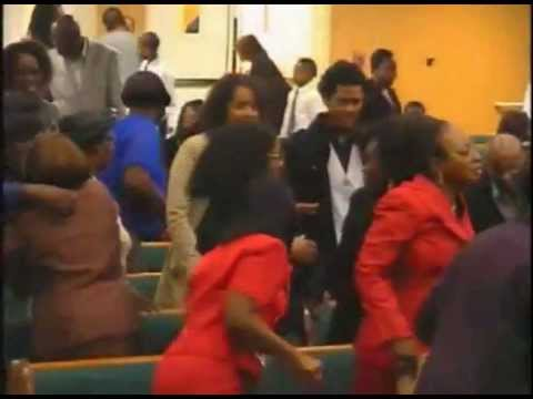 Cooper Temple COGIC -Everything I Need Praise Break and Groove