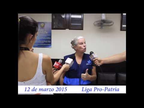 "Video. ""Entrega papelería antejuicio Yassmin Barrios (11 mar 2015)"