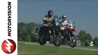 7. BMW R1200 GS vs KTM 990 Adventure