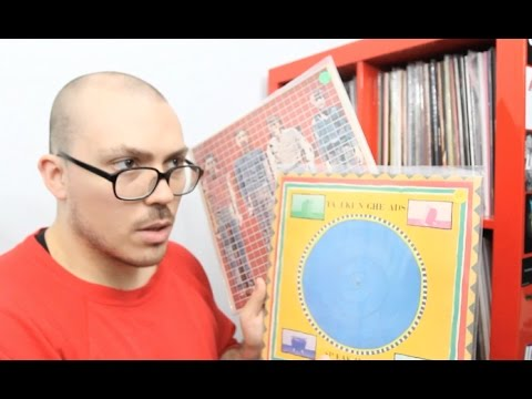 Vinyl Update: 10-15-16 (Bob Dylan, Talking Heads, GG Allin, The Germs)
