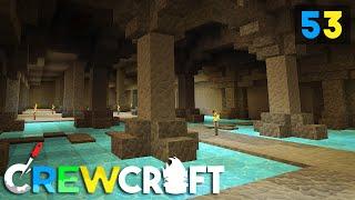 Crewcraft Minecraft Server :: Castle Dungeon & Crypt! E53