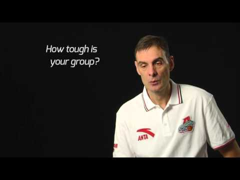 Pre-season Interview: Coach Georgios Bartzokas, Lokomotiv Kuban Krasnodar