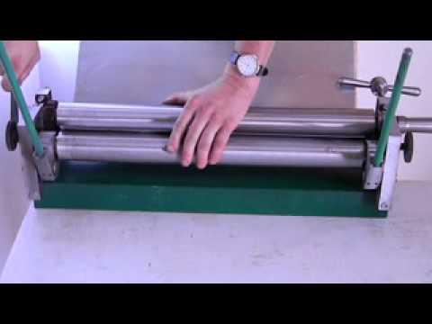 Изготовление вальцов своими руками
