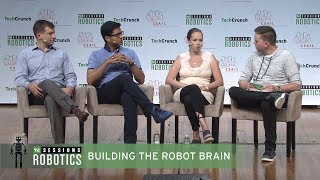 Building The Robot Brain with Heather Ames (Neurala), Brian Gerkey (Open Robotics) and Deepu Talla (Nvidia)TechCrunch Sessions: Robotics is a single-day event designed to facilitate in-depth conversation and networking with the technologists, researchers and students of the robotics community as well as the founders and investors bringing innovation to the masses.TechCrunch is a leading technology media property, dedicated to obsessively profiling startups, reviewing new Internet products, and breaking tech news.Subscribe to TechCrunch today: http://bit.ly/18J0X2e