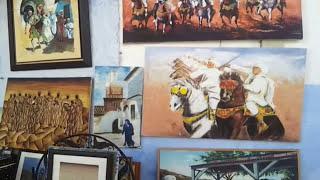 Asilah Morocco  city photos gallery : Asilah Morocco HD | اصيلة - جولة بأزقة المدينة العتيقة (part2)