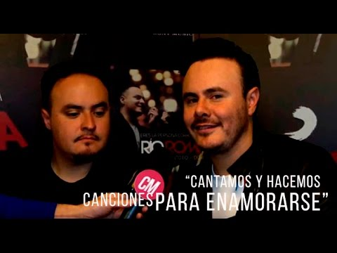 Río Roma video Primera visita a Argentina - Entrevista CM 2016