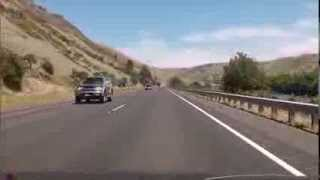 Lewiston (ID) United States  city photo : US Hwy 12 east 1/6 ~ Lewiston to Myrtle, Idaho (jct US-95 North to jct ID-3) 6-29-12
