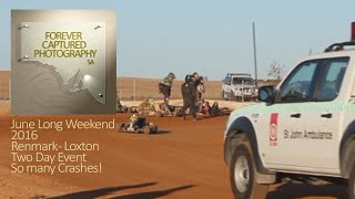Loxton Australia  City new picture : Dirt Kart Renmark Loxton 2016 2 Day Event, Crash Mix