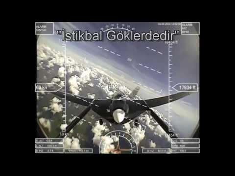 Bayraktar Taktik İHA Tarihi Uçuş - Keşan testlerini başarıyla geçti