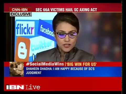 Section 66a Of It Act Held Unconstitutional-  Karnika Seth (full Version)
