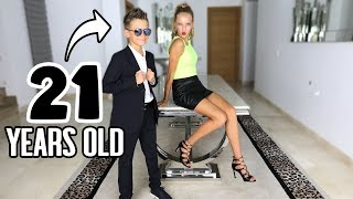 Video Turning Into 21 Years Old!!! MP3, 3GP, MP4, WEBM, AVI, FLV Agustus 2019