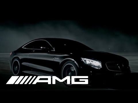 2015 Mercedes Benz S63 AMG Coupe   Performance Art | Video