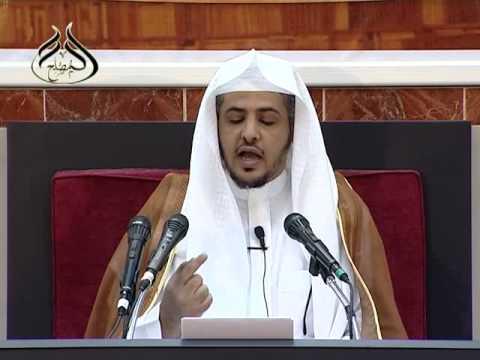 الخطأ في ترك ألف كافر أهون من الخطأ في سفك دم مسلم واحد