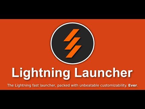 Video of Lightning Launcher Trial