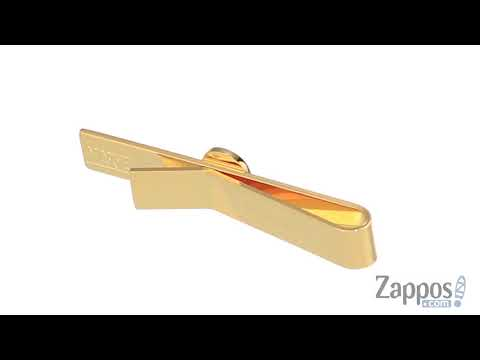 Cufflinks Inc. Gold Plated Iron Man Tie Bar SKU: 9186593