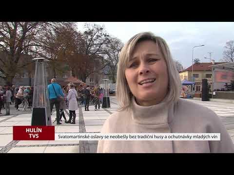 TVS: Hulín - Svatomartinské oslavy