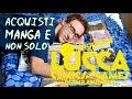 Acquisti Manga e non solo! - Lucca Comics 2015