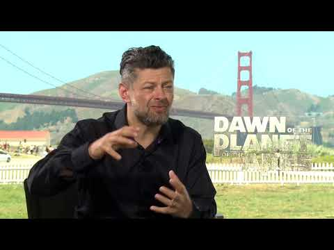 Generic Interview Andy Serkis - Interview Generic Interview Andy Serkis (Anglais)