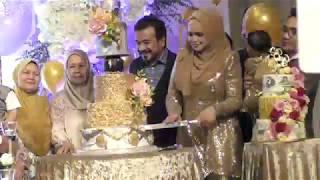 Video Siti Nurhaliza Potong Kek Hari Jadi Ke-40 Tahun Bersama Tersayang MP3, 3GP, MP4, WEBM, AVI, FLV Januari 2019