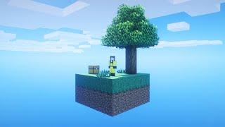 SKYBLOCK ISOLATION #1 (Minecraft SkyBlock)