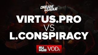 Virtus.Pro vs London, game 2