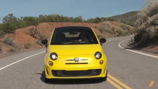 Fiat 500C Abarth -- TEST/DRIVE by DRIVE